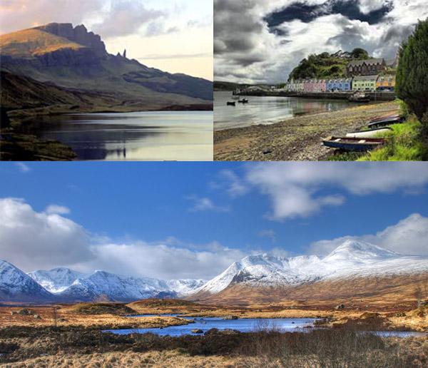 Scotlands Wonderful Scenery