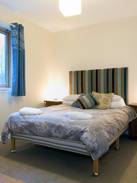 Taigh Gael bedroom