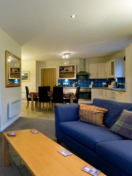 Taigh Gael Livingroom