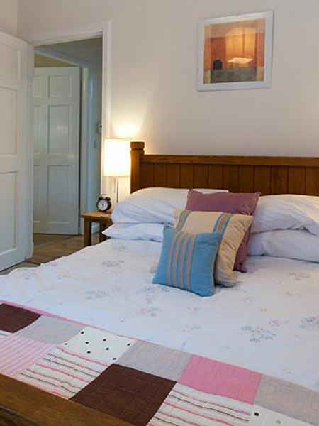 Plockton Studio bedroom