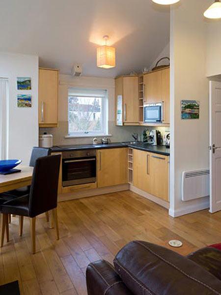 Plockton Studio Kitchen