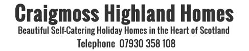 Craigmoss Highland Homes